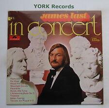JAMES LAST - In Concert - Excellent Con LP Record Polydor 2371 191