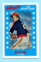 1982 Kelloggs  # 21 Don Sutton