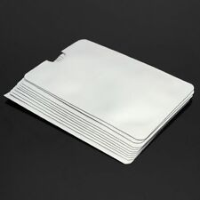 10pc/lot Passport Credit Card RFID Protector Case Blocking Sleeve Shield Holder~