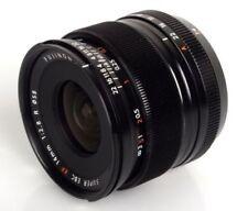 Obiettivi a focus automatico e manuale, per fisso/prime per fotografia e video Fujifilm