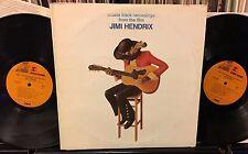 "JIMI HENDRIX Sound Track Recordings From The Film ""Jimi Hendrix"" 1973  2RS 6481"