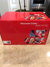 Bmw 3.0 Csl Calder Art Car 1:18 Scale