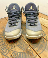 Nike Air Jordan Super Fly 3 Retro Mens size 10.5 Wolf Grey sneakers 684933-004