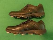 Etonic Lite-Tech Size 11.5 M Black Golf Shoes - Excellent Condition!