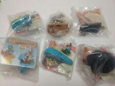 Goofy And Max Adventures Burger King Toys Lot Of 6 Unopened