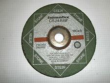 2x Schleifscheibe Schruppscheibe Trennscheibe Stein 180x8 180 x 8 Sonnenflex