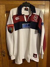 Collectible Sports Clothing Queensland Reds Rugby Union Long Sleeve Shirt XL