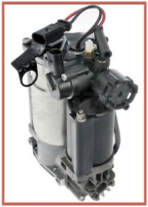 Active Suspension Air Compressor Assembly REPLACE Mercedes Benz OEM # 2113200304