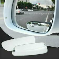 Blind Spot Mirror 2X Auto 360° Wide Angle Convex Rear Side View Car Truck SUV
