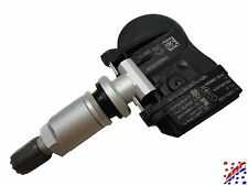 Complete Factory OEM Mazda TPMS Tire Pressure Sensor & Service Kit BBM2-37-140B