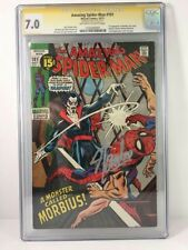 Amazing Spider-Man (1st Series) #101 1971 CGC 7.0 SS by stan lee..+(BONUS )