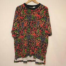 Vintage 90s Nike Air Jordan T Shirt Tee Abstract Jumpman RARE size XXL