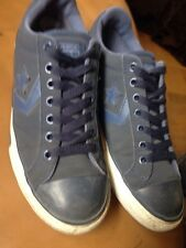 unisex converse cons size uk 4 trainers blue