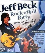 Rock 'n' Roll Party: Honoring Les Paul Jeff Beck BLU-RAY Live Concert Tour Music