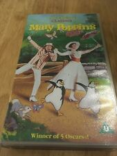 Disney Mary Poppins - VHS