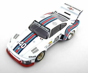 1/18 Norev 1976 Porsche 935 Martini 24h LM Stommelen/Schurti #40 New Unopened