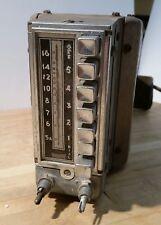 Untested Vintage MOPAR Car Radio Antique 1940s Philco Model 802 Untested Restore