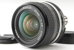 [NEAR MINT] Nikon Ai NIKKOR 24mm f/2.8 Wide Angle Manual Focus Lens From JAPAN