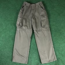 Boy Scouts of America Switchback Convertible Cargo Pants/Shorts Classic 26x29
