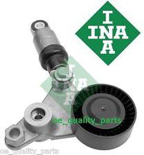 INA Alternator Fan Drive Belt Tensioner Pulley Opel Vauxhall Vectra Saab 3.0 V6