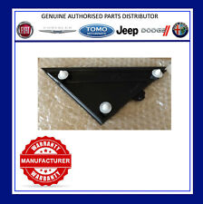 FIAT 500 R/H Front Triangular Door Moulding 735455790 Genuine Fiat (Genuine OE)