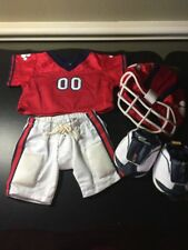 Babw Build a Bear Workshop Clothes Football Uniform & Shoes 2 Available