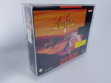 ☆ ☆ ☆ 1 X SNES BIG BOX Acrylic Display Case for Nintendo games ☆ ☆ ☆