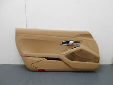 2015 13 14 15 16 Porsche Boxster Left Driver Door Panel #0436