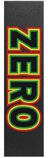"MOB zero Rasta Bold 9""x33"" Skateboard Longboard Minicruiser"