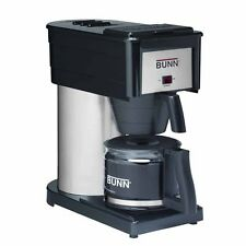 BUNN BXBD Velocity Brew High Altitude 10-Cup Home Brewer, Black