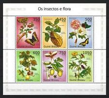 Guinea-Bissau 2010 Insekten n° 3505 à 3510 Bogen neu 1. Auswahl