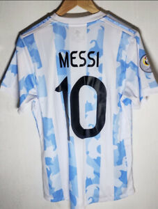ARGENTINA NATIONAL JERSEY MESSI COPA AMERICA 2021