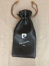 Vintage Pierre Cardin Paris Soft Brown Leather Eyeglass Case