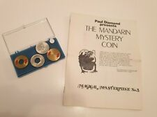 More details for paul diamond - the mandarin mystery coin - magic trick