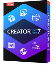 Roxio Creator NXT 7 Pro Platinum - DVD burning& authoring -Multimedia suite 2020
