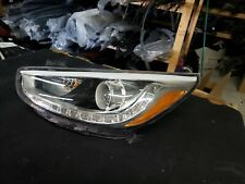 Head Light  Hyundai Accent LED  Driver Side  2015 2016 2017