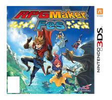 RPG MAKER FES (Nintendo 3DS, 2017)