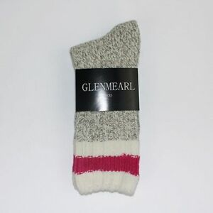 4 Pairs Wool Women Men Kids Compression Socks Winter Thick Warm Stocking Socks