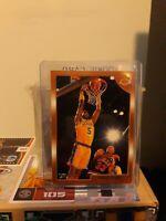 Robert Horry Lot (2) Topps No.23 Slam Dunk Shot Lakers Fleer 95 96 No.69 Rockets