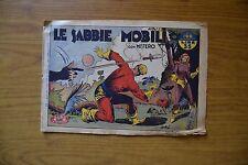 FUMETTO ALBO GIGANTE VICTORY N. 23 5 5 1948 con MISTERO COMPLETO LIRE 35