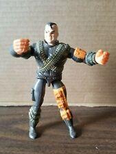 """Vintage 1989 Bullit - COPS N CROOKS - Hasbro 5.5"""" Action Figure"""
