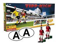 TIPP-KICK CUP Österreich Austria Edition Fußball Spiel Set Tip Kick mit Bande