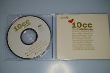 10cc ‎– I'm Not In Love (The 1995 Acoustic Session) CD-Maxi