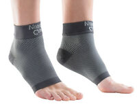 NatraCure Compression Foot Sleeves (S, M, L, or XL)