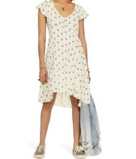 Denim & Supply Floral-Print Fit & Flare Dress. Size 0.