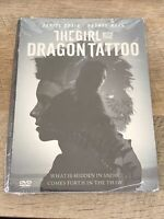 The Girl With the Dragon Tattoo (DVD, 2012) New Sealed
