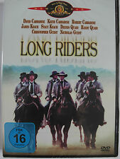 Long Riders - Jesse James & Younger Bande - Walter Hill, Randy Quaid, Carradine