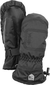 2020 HESTRA C Zone Powder Female Ladies Ski Mitten Size 6 Black 32621 waterproof