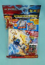 Lego® Ninjago™ Trading Card Game Serie 1 Starterpack Sammelmappe Starter Set OVP