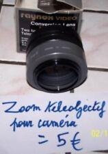 Zoom objectif de 1,5 pour caméra Sony